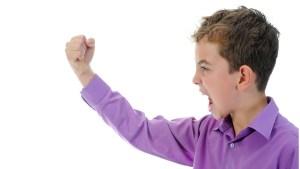furie si frica la copii