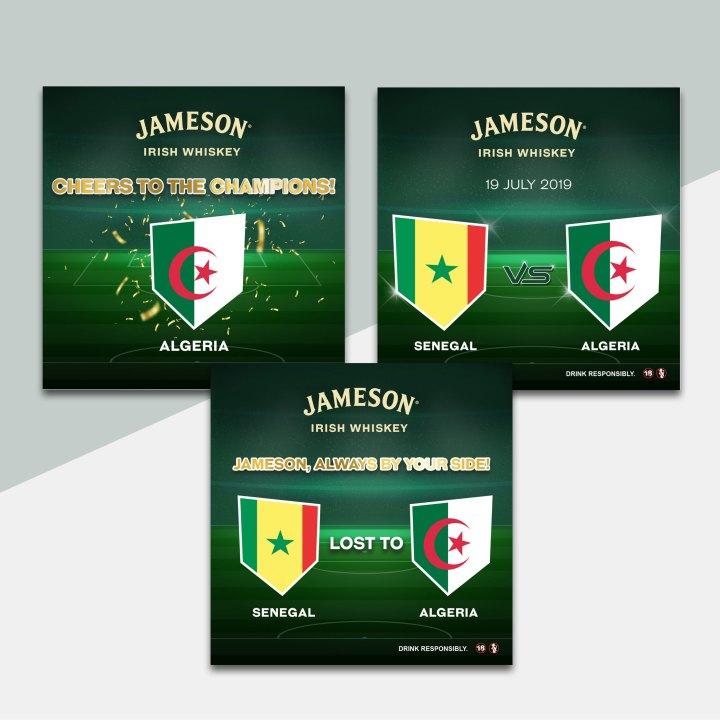 Jameson-AFCON