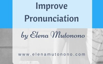 15 Resources and 7 Techniques to Improve Pronunciation