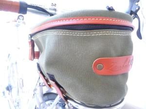 1881 Zimbale front rack bag 13