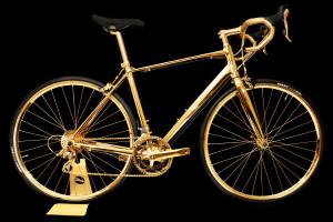 1958 Bicicletta in oro 01