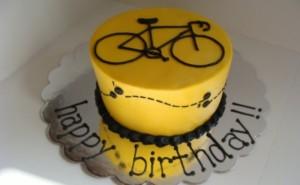 2040 Torta bicicletta