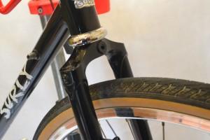 5607 Montiamo la bici parafanghi portapacchi Surly Cross Check 119