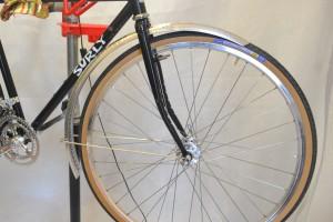 5620 Montiamo la bici parafanghi portapacchi Surly Cross Check 132