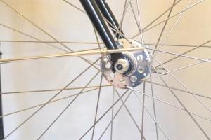 5628 Montiamo la bici parafanghi portapacchi Surly Cross Check 140