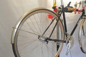 5637 Montiamo la bici parafanghi portapacchi Surly Cross Check 149