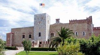 Úton Spanyolország felé - Perpignan Palais des rois Majorque