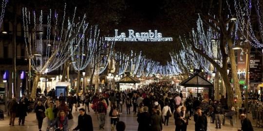 Utazunk - Barcelona, La Rambla