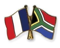 Dél-Afrika Franciaország