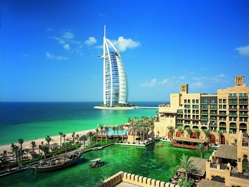 Télből nyárba úti célok - Dubai