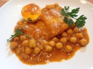bacalao con garbanzos y salsa romesco06