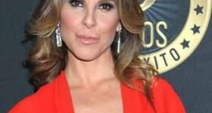Kate del Castillo iniciará grabaciones de la serie La ingobernable.