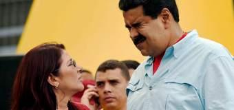 [VIDEO] ¡UPPSS SE LE SALIO! Maduro confiesa que es el títere de Cilia Flores