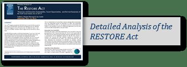 RESTORE Analysis Image