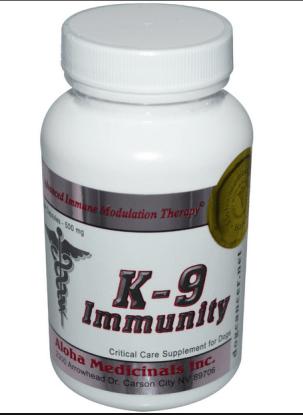 k-9 Immunity Vs Immunity Assist forte