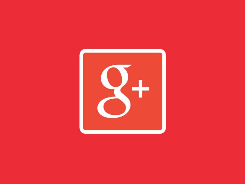 Google+ GASP