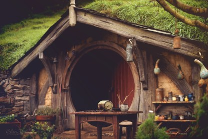 The Shire, Hobbiton Movie Set - Matamata, New Zealand