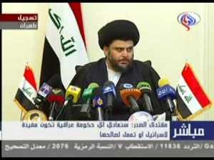 Muqtada al Sadr, exponente del fastidio social