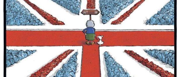 To be or not to be? La encrucijada británica según Adams en The Telegraph