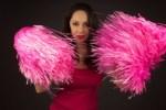 Elise Pompom Girl Danseuse Chorégraphe Professeur danse Pompom Girl