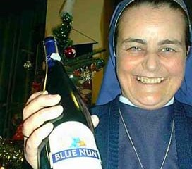 Blue Nun is vile and so is the wine