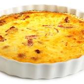 NICE wouldn&#039;t let you eat this lovely quiche
