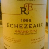 Echezeaux 1999, Rene Engel