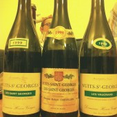 Three Nuits-Saint-Georges Premier Crus