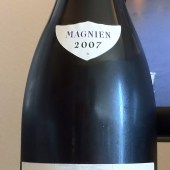 Chambolle-Musigny &#039;Coeur de Pierres&#039; 2007, Frederic Magnien