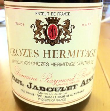 Crozes-Hermitage &#039;Domaine Raymond Roure&#039; 2003, Paul Jaboulet Aine