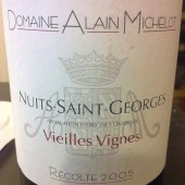 Nuits-Saint-Georges Vieilles Vignes 2005, Domaine Alain Michelot