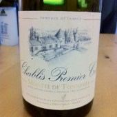 Chablis Premier Cru Montee de Tonnerre 2000, Louis Michel