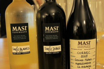 Masi Tupungato's range of wines