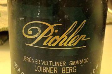 Gruner Veltliner Smaragd Loibner Berg 2001, FX Pichler