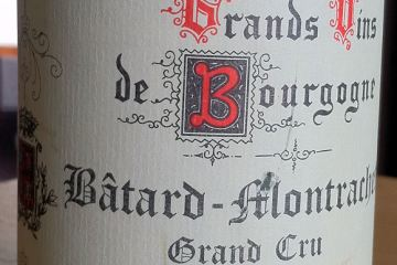 Batard-Montrachet Grand Cru 2001 from Paul Pernot