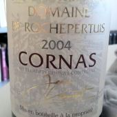 Cornas &#039;Domaine de Rochepertuis&#039; 2004, Jean Lionnet