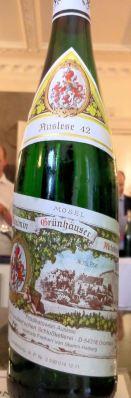 Maximin Grunhauser Abtsberg Auslese Fuder #42