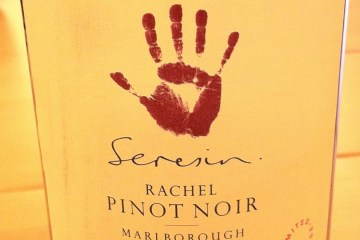 Pinot Noir &#039;Rachel&#039; 2008, Seresin is merely drinkable yet over-priced