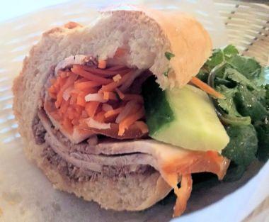 Bay Special Vietnamese baguette