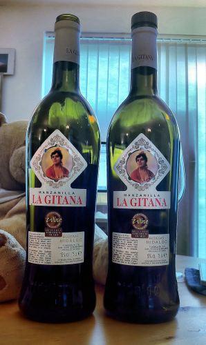 Manzanilla La Gitana from Hidalgo