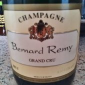 Champagne Brut &#039;Grand Cru&#039; from Bernard Remy