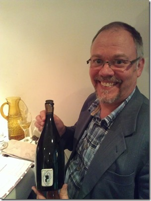 Gordon with Georg Breuer Brut 1988