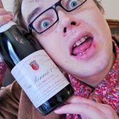 Davy with Confuron-Gindre Vosne-Roamnee 1er Cru Les Brulees