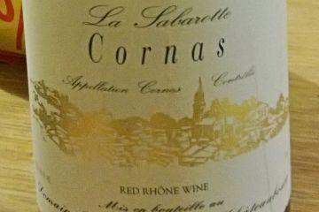 Cornas La Sabrotte 2005 Domaine Courbis
