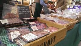 Beezer Beechcroft sausages!