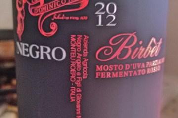 Brachetto del Roero 'Birbet'