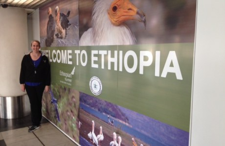 Well, Hello Again: Africa