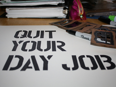 Find Out Who You Are: Quit Your Job!