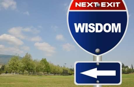 Wisdom: Not Just for Grandmas