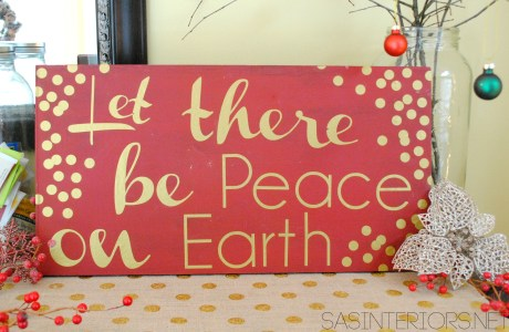 Advent's Peace: It's Not What We Expect
